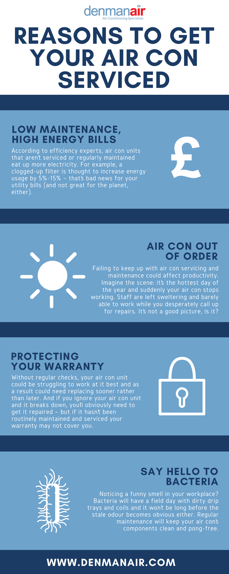 Reasons to get your Air Con Serviced