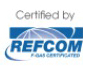 Certified by Refcom